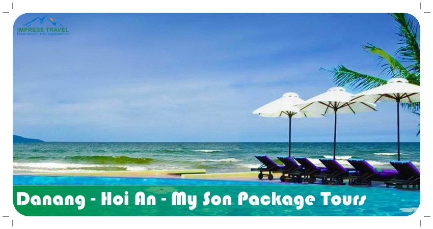 DANANG TO HOI AN PACKAGE TOUR: 3 days / 2 nights