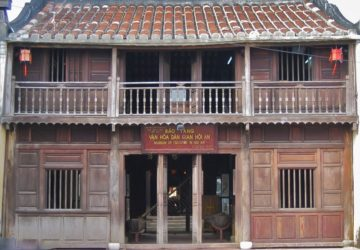 Museum of folkzone in Hoi An
