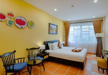 Hoi An Town grand deluxe room (1)