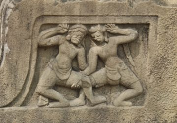 Ancient Cham Sculpture (4)