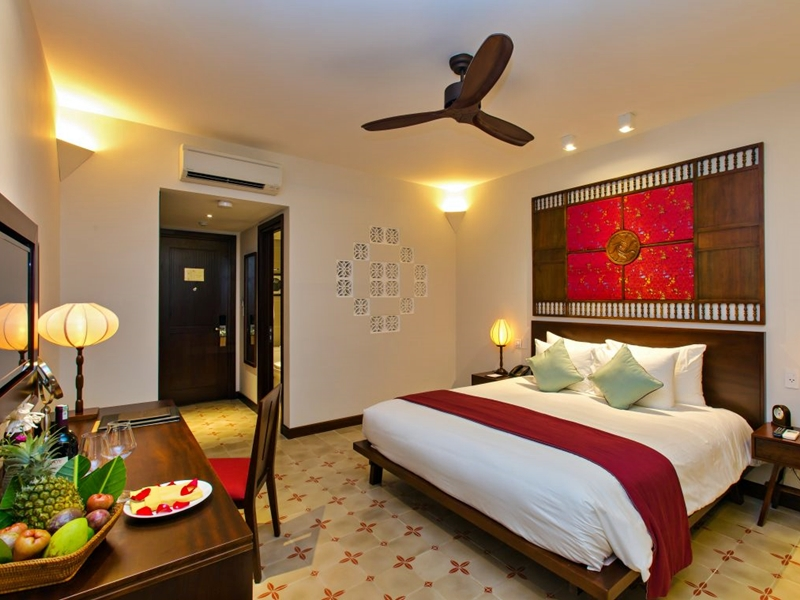 River town HoiAn Deluxe-room