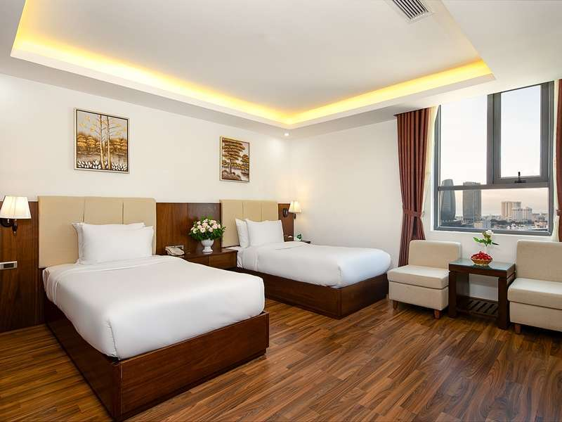 Luxtery Hotel Delux TW