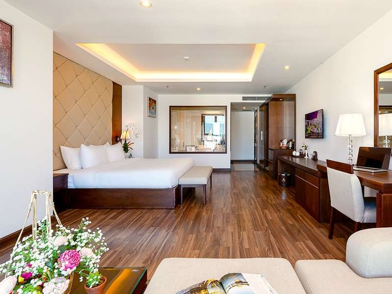 Luxtery Hotel Grand Suite